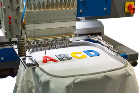 Embroidery T Shirt Printing Services Las Vegas Nevada